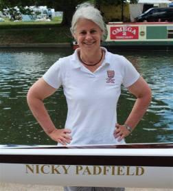 Naming of Nicky Padfield